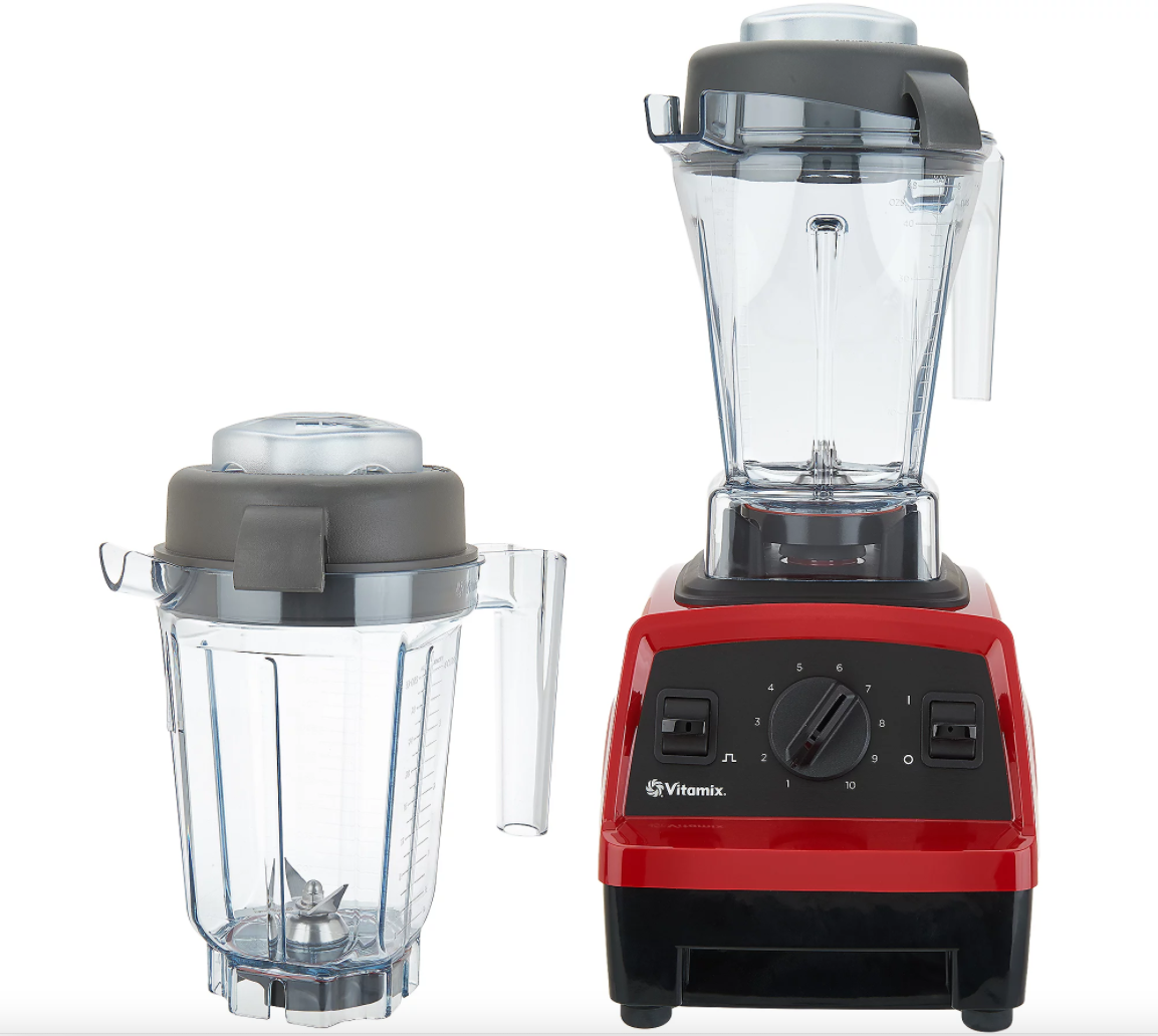 From soup to nuts: the Vitamix Explorian does it all! (Photo: QVC)