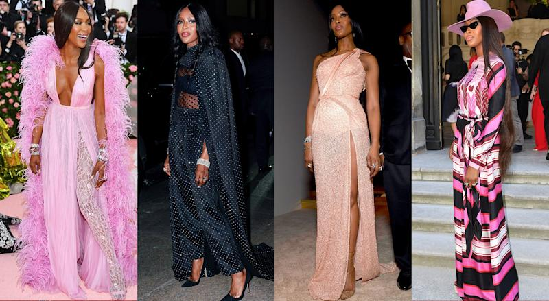 10 Appearances on Best Dressed