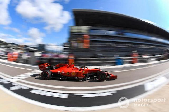 "Charles Leclerc, Ferrari SF90 <span class=""copyright"">Jerry Andre / Sutton Images</span>"