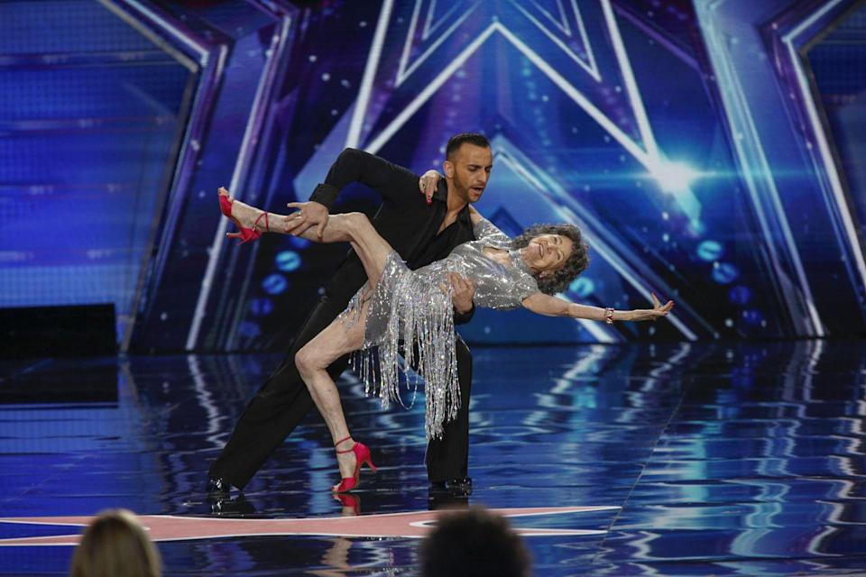 """<p>Contestant are <a href=""""https://www.americasgottalentauditions.com/faq/open-call/"""" rel=""""nofollow noopener"""" target=""""_blank"""" data-ylk=""""slk:only given 90 seconds"""" class=""""link rapid-noclick-resp"""">only given 90 seconds</a> to show off their skills in the open call auditions. <em>AGT </em>recommends tailoring your performance to include the most showstopping elements of your act.</p>"""