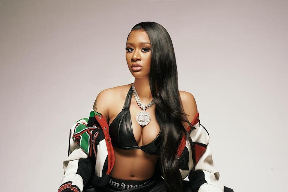 """Milwaukee-born rapper Lakeyah has teamed up with City Girls, a fellow act on the label Quality Control Music, for the new track """"Female Goat."""""""