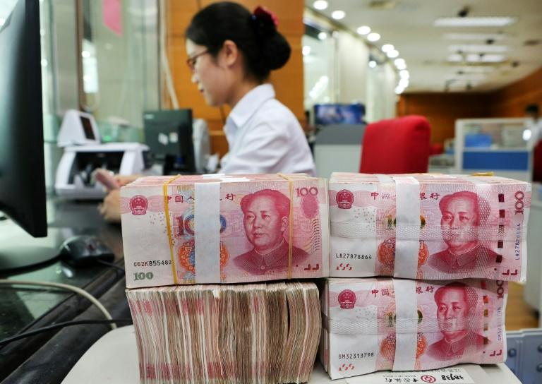 The yuan has fallen to its lowest levels in a year due to the trade uncertainty and expectations of fiscal stimulusMore