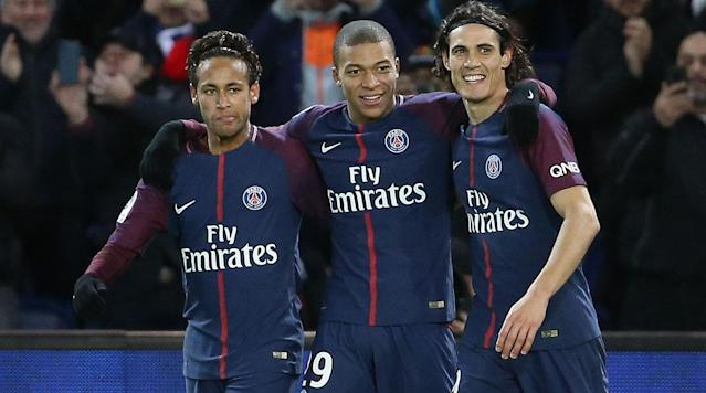 """<p>Two of Ligue 1's top teams clash when third-place Lyon hosts league-leading PSG in Sunday.</p><p>PSG is entering the road match on the heels of a sensational 8-0 beatdown of Dijon in a midweek affair, but Lyon is entering in top form, too. The hosts are unbeaten in six in the league and will hope to put up a stiff resistance to Neymar, Kylian Mbappe, Edinson Cavani and their star-studded teammates while also hoping to leap Marseille into second place in the league.</p><p>PSG took the earlier meeting this season, coasting to a 2-0 win in September. </p><p>Here's how to watch the match:</p><p><strong>Time</strong>: 3 p.m. ET</p><p><strong>TV</strong>: beIN Sports</p><p><strong>Live Stream</strong>: Watch the match live via FuboTV. <a href=""""https://www.fubo.tv/lp/planet-futbol/"""" rel=""""nofollow noopener"""" target=""""_blank"""" data-ylk=""""slk:Sign up here for a free seven-day trial"""" class=""""link rapid-noclick-resp"""">Sign up here for a free seven-day trial</a>.</p>"""