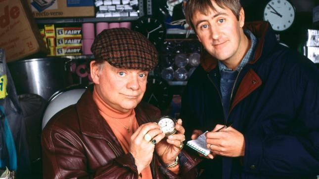 <p>The largest audience ever for a comedy show, it was the day that Del and Rodney finally became millionaires. This Christmas special, broadcast in 1996, saw the brothers selling an antique watch for more than £6 million, and announcing that 'Trotters Independent Traders has ceased trading'.</p>