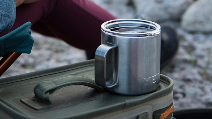 Best gifts for wives 2020: Yeti Rambler Mug