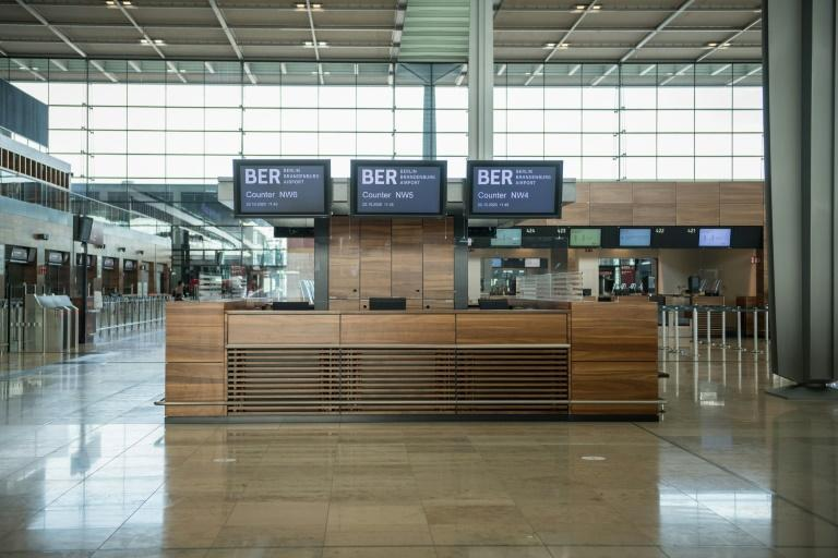 Berlin's new airport is opening its doors in the middle of the worst crisis the aviation industry has ever seen, as Covid-19 restrictions continue to suffocate air travel