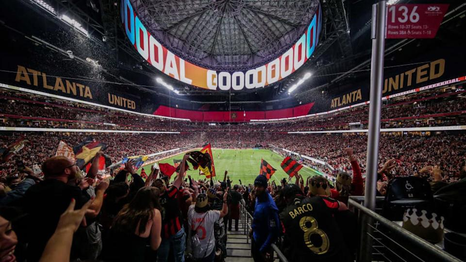 Toronto FC v Atlanta United - Eastern Conference Finals | Carmen Mandato/Getty Images