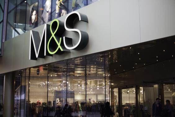 M&S Store in Westfield Shopping Centre, Stratford, London (iStock)