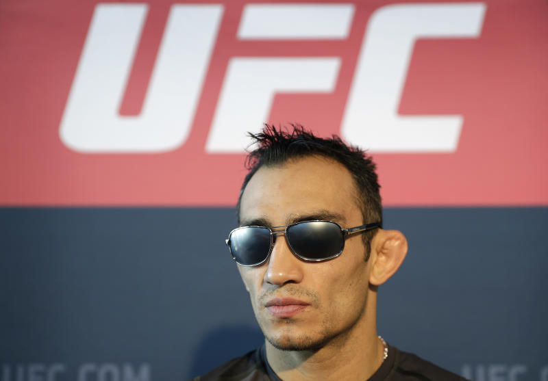 Eddie Alvarez Reveals Why He Couldn't Replace Tony Ferguson At UFC 223