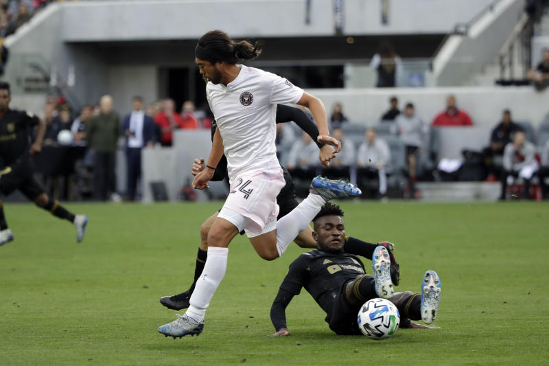 LAFC rallies with pair in 2nd half for 3-3 draw with Houston