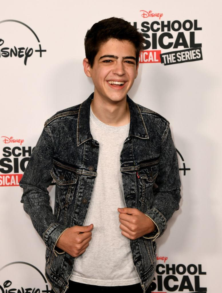 Rush is currently taking a break from acting after starring as Cyrus on Andi Mack so he can go to NYU. He also has a passion for politics and is not sure if that's what he might pursue instead of continuing to act.