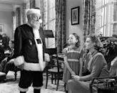 Edmund Gwenn se llevó el Oscar por su encarnación de Papá Noel en esta producción de George Seaton. Natalie Wood y Maureen O'Hara también aparecen en el largometraje, que se llevó las estatuillas a mejor guion e historia original. (Foto: Silver Screen Collection / Getty Images)