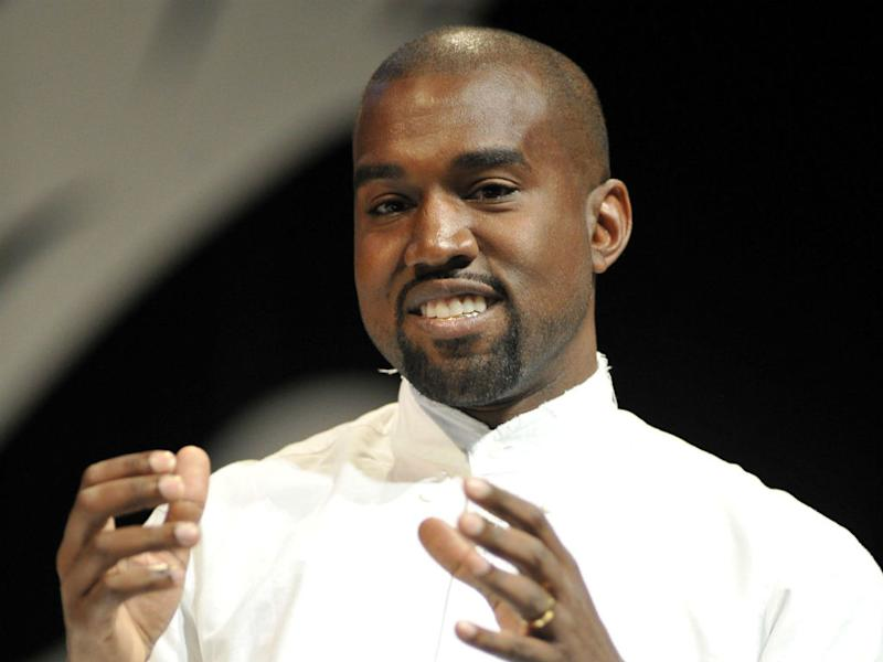 Kanye West: My dad was a pap