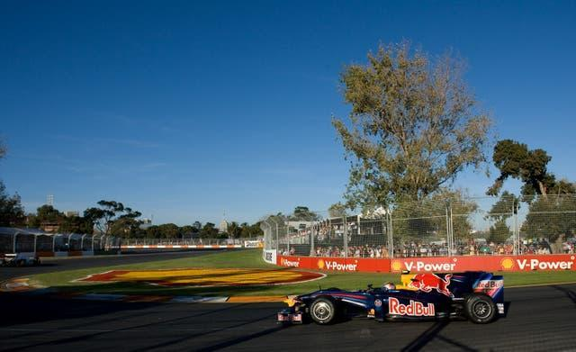 Albert Park will host the Australian Grand Prix on November 21 (PA)