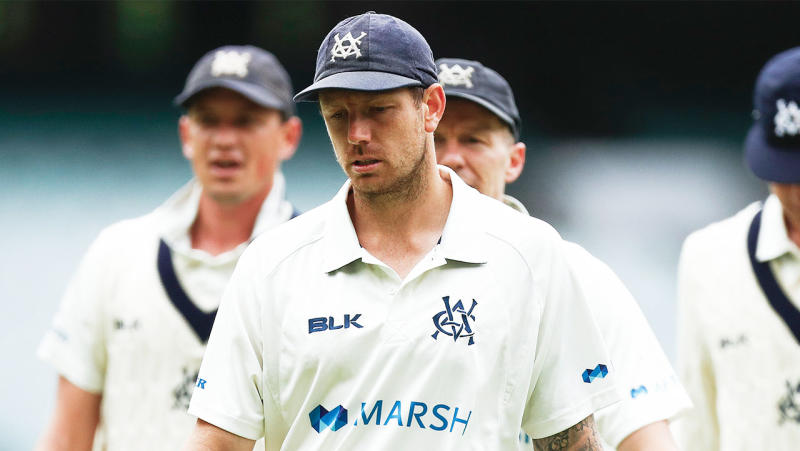 James Pattinson has been suspended for on Test match. (Getty Images)