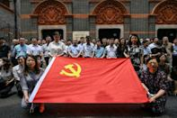 As the Chinese Communist Party celebrates its 100th birthday on July 1, current members describe an increasingly cult-like atmosphere under leader Xi Jinping