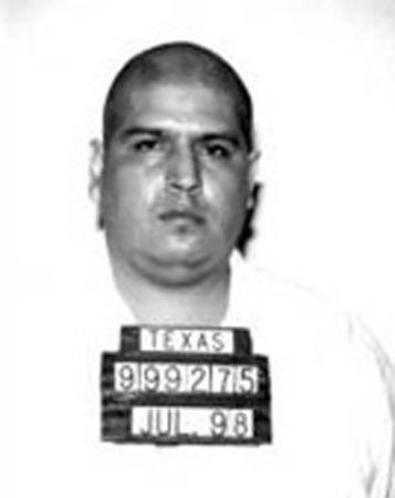 Death row inmate Ruben Cardenas poses in this handout photo received November 8, 2017. Texas Department of Criminal Justice/Handout via REUTERS