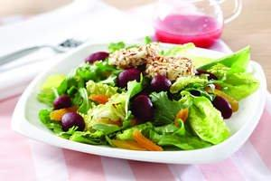 Dish Up a Tangy-Sweet Salad