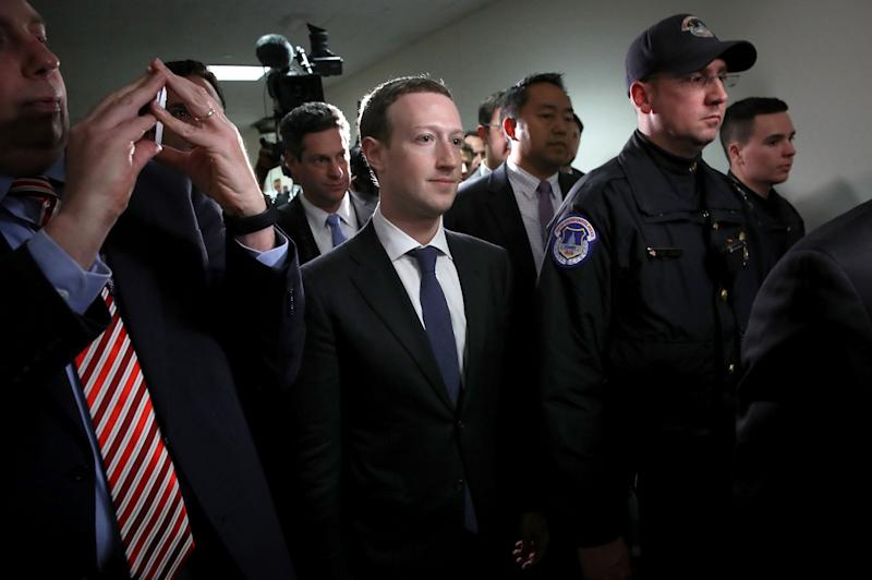 It cost $20,000 a day to protect Mark Zuckerberg