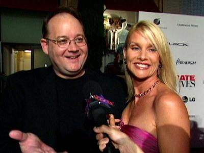 Nicollette Sheridan & Marc Cherry Gush Over Working Together In Happier Times  -- Access Hollywood