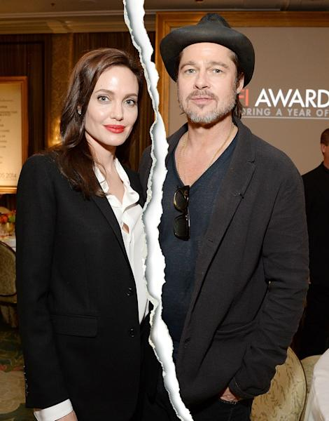 Angelina Jolie has filed for divorce from Brad Pitt after two years of marriage — details