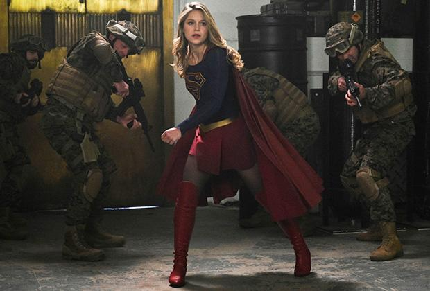 Melissa Benoist Reveals Supergirl's Season 5 Suit