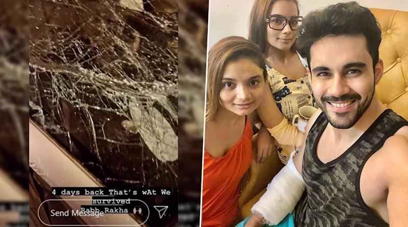 TV Actor Abhishek Bajaj Talks About His Car Accident, Reveals He Had To Undergo Surgery To Remove Glass Pieces Lodged In His Body