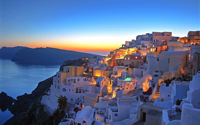 <p><b>Greece</b><br> Hospitality: Tipping is not expected, but is appreciated, and can be done by rounding up.<br> Taxis: Tipping isn't necessary, but has come to be expected from tourists.<br> Hotel: Tip the porter €1 per bag, and if housekeeping's work merits a tip, you can leave €1-€2 per day.<br> (Travel + Leisure) </p>