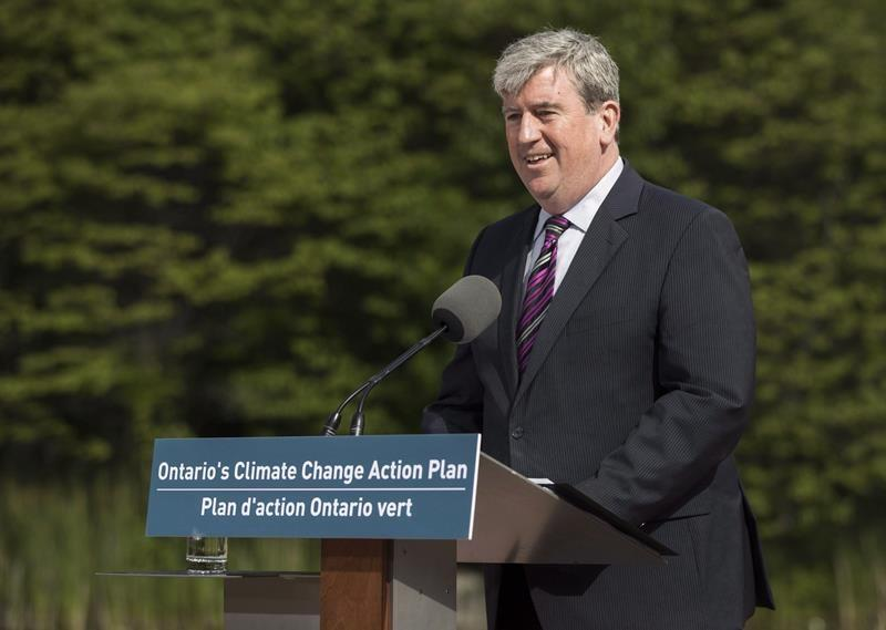 Too late for a carbon tax, says former Ontario Liberal environment minister