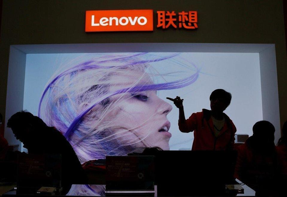 Lenovo won shareholders approval to issue Chinese depositary receipts on Star Market. Photo: Reuters