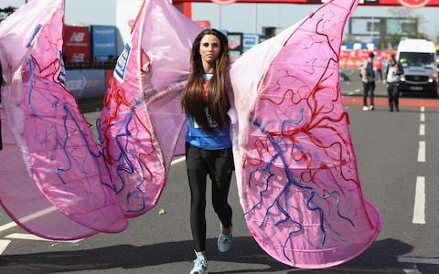 katie price - Credit: GETTY IMAGES