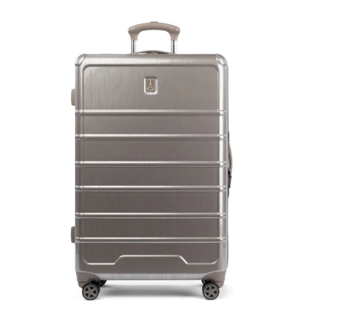 We're bubbling over with love for this champagne-colored number from Travelpro. (Photo: Nordstrom Rack)