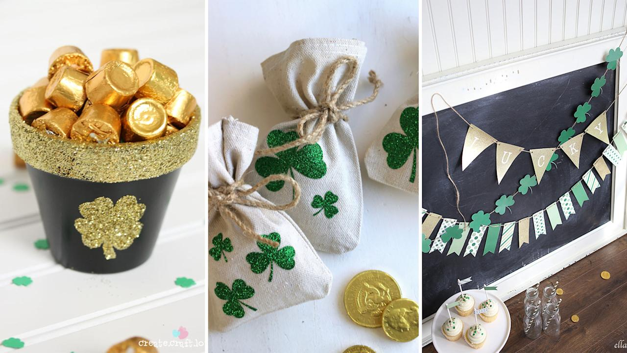 17 fun st patrick 39 s day crafts everyone in your family for Gifts and crafts for adults