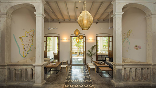LA VILLA Pondicherry: A Luxury Boutique Hotel in South India Located in the French Colony of Pondicherry