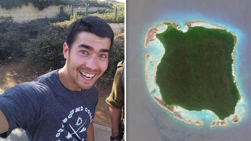 The North Sentinel Island, where John Allen Chau was killed, is believed to be the last pre-Neolithic tribe in the world. Images: Instagram/John Chau and Getty Images