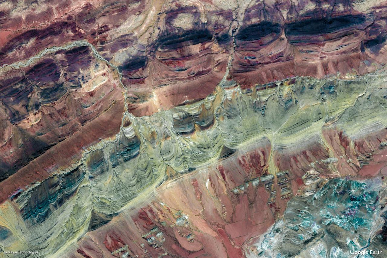 A Google Earth View of Antonio Quijarro, Bolivia. (Google Earth View)