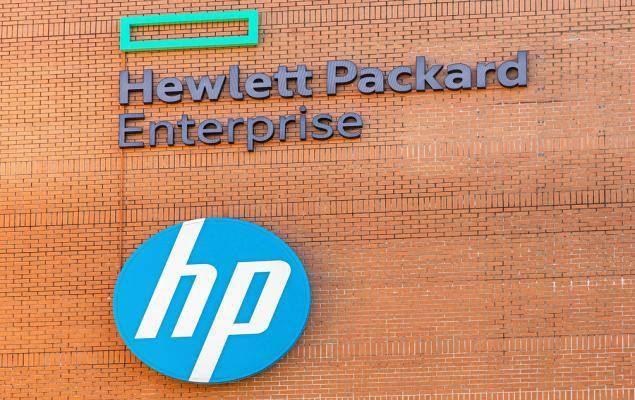 Hewlett Packard (HPE) Q4 Earnings Beat, Revenues Miss Mark