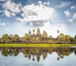 "<p>If you didn't head to Siem Reap on your gap year, why not consider it for your honeymoon? <a href=""https://www.myvouchercodes.co.uk/honeymoon-for-less"" rel=""nofollow noopener"" target=""_blank"" data-ylk=""slk:MyVoucherCodes.co.uk"" class=""link rapid-noclick-resp"">MyVoucherCodes.co.uk</a> named it one of the best value locations for honeymoons in 2019, and with gorgeous temples, ancient ruins and lovely authentic food, you certainly won't run out of things to do.</p>"