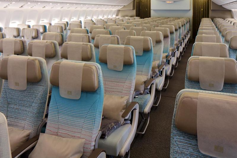 Seat pitch: everyone should travel economy: Boeing