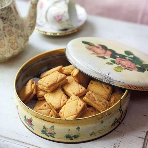 """<p>Which will you vote for?<br>These biscuits frequently top polls of the nation's favourites.<br><br><strong>Recipe:</strong> <a href=""""https://www.goodhousekeeping.com/uk/food/recipes/classic-custard-creams-biscuits?click=main_sr"""" rel=""""nofollow noopener"""" target=""""_blank"""" data-ylk=""""slk:Classic custard cream"""" class=""""link rapid-noclick-resp"""">Classic custard cream</a><br> </p>"""