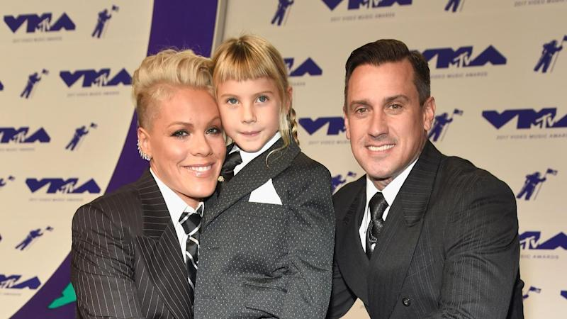 Pink Explains Why She's Raising Daughter Willow as Gender Neutral