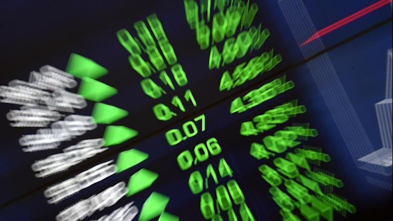 <p>The Australia share market has opened lower, after Wall Street stocks were mostly flat overnight.</p>
