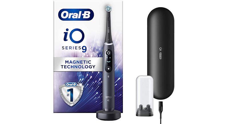 Oral-B iO9 Black Ultimate Clean Electric Toothbrush
