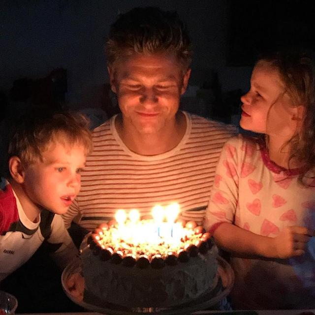 "<p>Neil Patrick Harris sweetly marked his hubby's 42nd birthday with this pic of Burtka and their twins. ""Happy Birthday, David. You're the most glorious husband/father/person I've ever had the pleasure of knowing,"" he gushed. ""My love and appreciation for you is immeasurable. May this be your best year yet! xoxo @dbelicious."" (Photo: <a href=""https://www.instagram.com/p/BUskIsHB0O_/?taken-by=nph&hl=en"" rel=""nofollow noopener"" target=""_blank"" data-ylk=""slk:Neil Patrick Harris via Instagram"" class=""link rapid-noclick-resp"">Neil Patrick Harris via Instagram</a>) </p>"