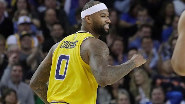 Could Boogie be headed to the Big Apple?