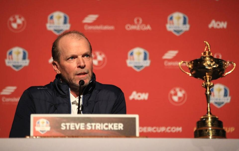 Steve Stricker is the Team USA captain for the 2021 Ryder Cup  (Getty Images,)