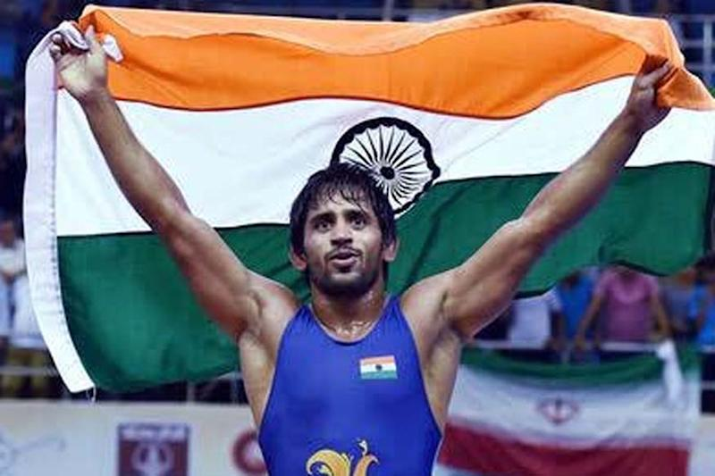 Olympic Gold Remains Ultimate Dream, Says Bajrang Punia After Dominant Show in Gold Coast