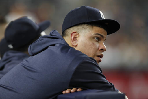 Mets, Betances agree on 1-year deal