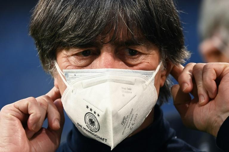 Germany coach Joachim Loew faced fresh criticism after the defeat to minnows North Macedonia