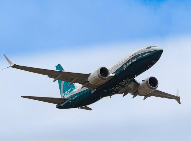 Boeing 737 Max has been grounded worldwide since March 2019 (Getty Images)